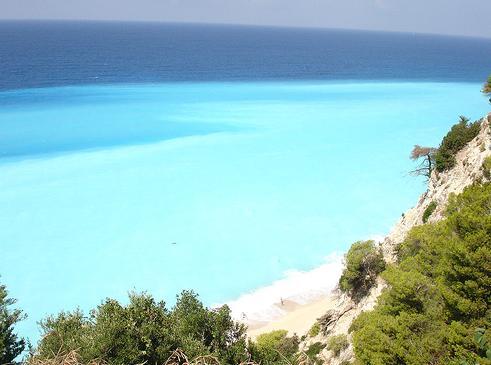 Mooiste stranden europa - Tafelhuis van het wereld lange eiland ...